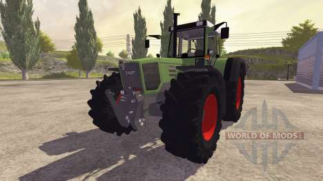 Fendt Favorit 824 Turbo para Farming Simulator 2013