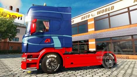 Scania R730 2008 v2.1 para Euro Truck Simulator 2