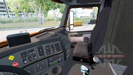 Volvo VNL 780 v1.0.0 para American Truck Simulator