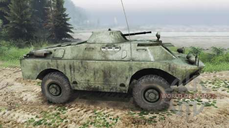BRDM-2 [03.03.16] para Spin Tires