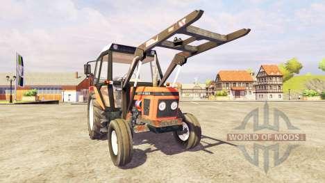 Zetor 5211 FL para Farming Simulator 2013
