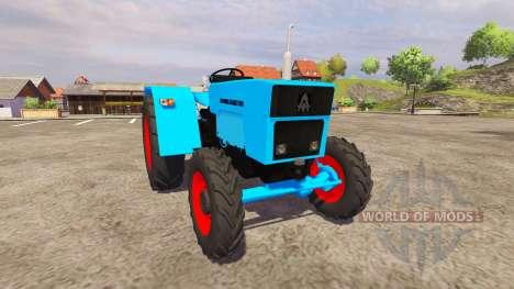 Hanomag Robust 900 para Farming Simulator 2013