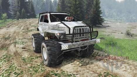 El Ural Campo [03.03.16] para Spin Tires