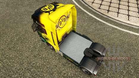 BvB piel para HOMBRE camiones para Euro Truck Simulator 2
