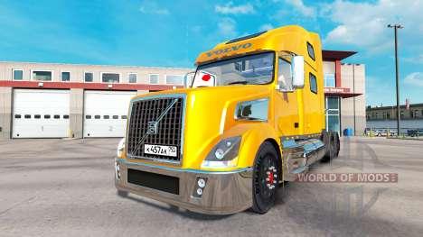 Volvo VT880 para American Truck Simulator