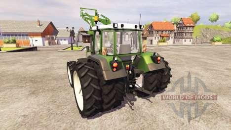 Fendt 312 Vario TMS v2.0 [white] para Farming Simulator 2013