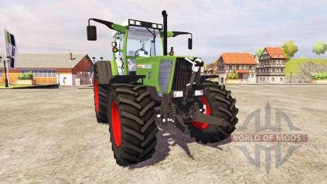 Fendt Favorit 818 Turbomatic v0.9 para Farming Simulator 2013