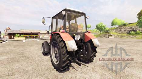 MTZ-1025 [pack] para Farming Simulator 2013