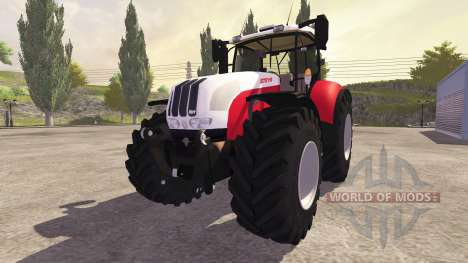Steyr CVT 6230 para Farming Simulator 2013