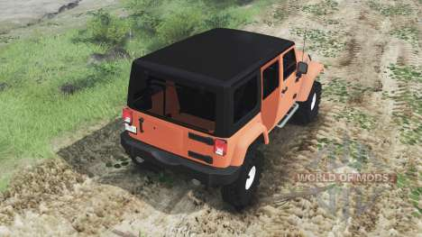 Jeep Wrangler Unlimited [03.03.16] para Spin Tires