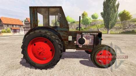 IFA 0140 Pioneer RS v2.0 para Farming Simulator 2013
