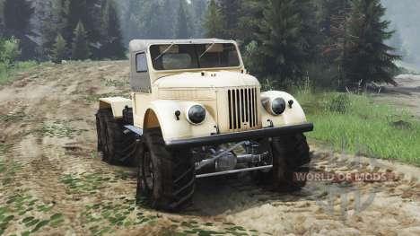 UAZ-456 6x6 [03.03.16] para Spin Tires