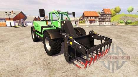 Deutz-Fahr Agrovector 35.7 v2.0 para Farming Simulator 2013