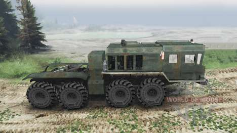 KZKT-74286 Rusich [03.03.16] para Spin Tires