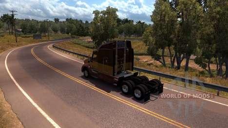 Mapa De Hawái para American Truck Simulator