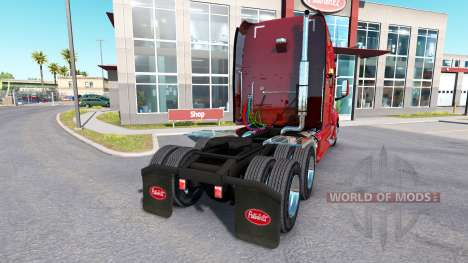 Peterbilt 387 [update] para American Truck Simulator