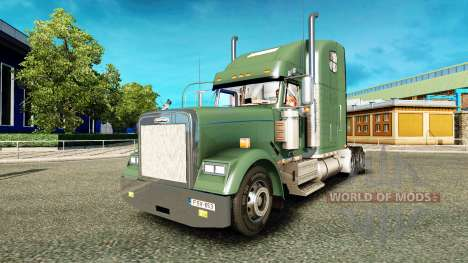 Freightliner Classic 120 para Euro Truck Simulator 2