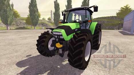 Deutz-Fahr Agrotron 420 para Farming Simulator 2013