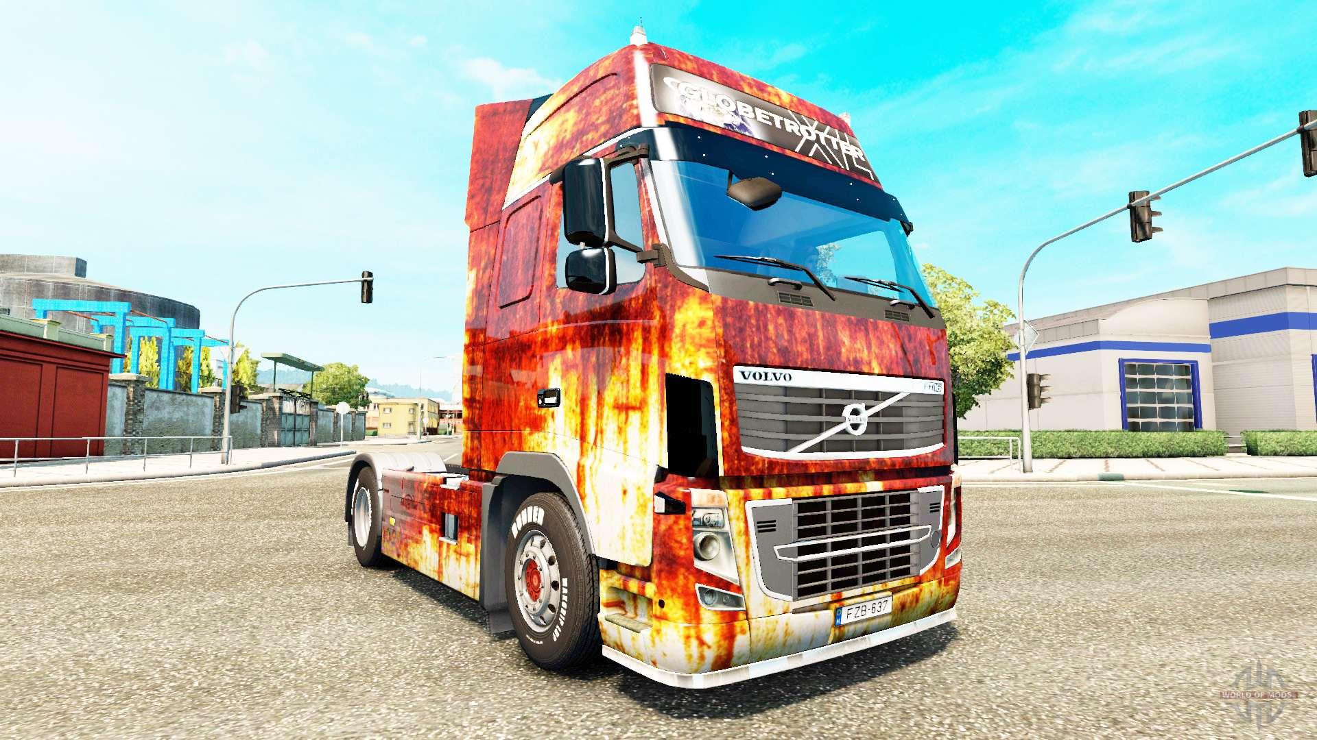 Euro Truck Simulator 2 - información útil y una enorme base de datos ...