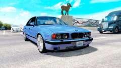 BMW M5 (E34) [traffic]