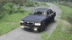GAZ-3110 Volga [negro][03.03.16]