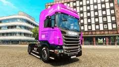 Muller pieles para camiones MAN Scania y Volvo