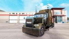 La piel de Viking para camión Peterbilt 389