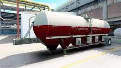 Semitrailer tanque