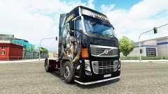 El Mundo de Warcraft piel para camiones Volvo