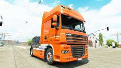 GSG skin for DAF truck