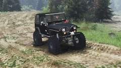 Jeep YJ 1987 [flat fender][03.03.16]