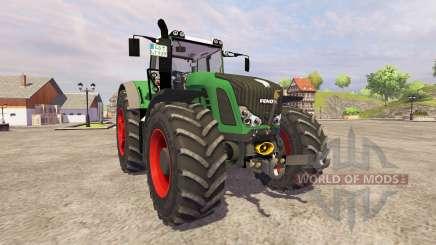 Fendt 939 Vario v3.0 para Farming Simulator 2013