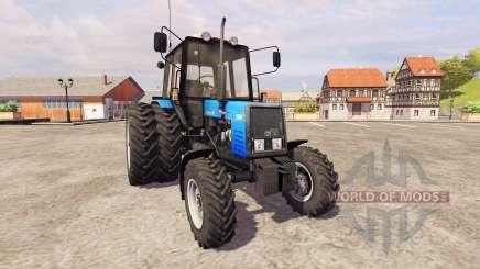 MTZ-Belarús 1025 v1.1 para Farming Simulator 2013