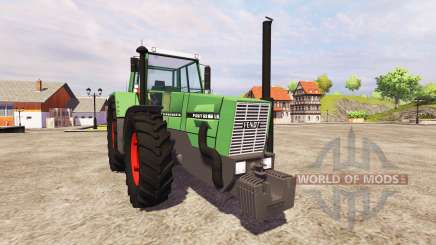 Fendt Favorit 626 v2.0 para Farming Simulator 2013