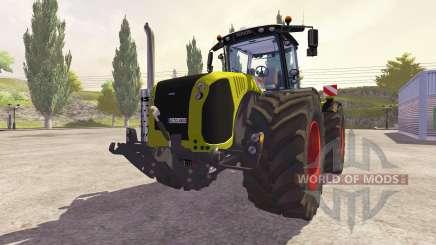 CLAAS Xerion 5000 Trac VC v1.0 para Farming Simulator 2013