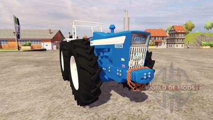 Ford County 1124 Super Six v2.6 para Farming Simulator 2013
