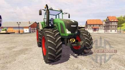 Fendt 936 Vario [ploughing spec] para Farming Simulator 2013