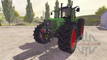 Fendt Favorit 824 Turbo v2.0 para Farming Simulator 2013