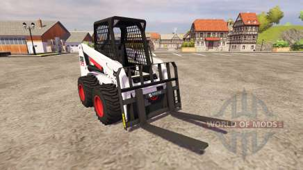Bobcat S160 para Farming Simulator 2013