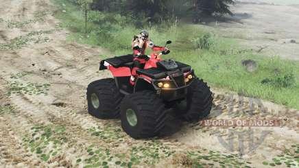 Can-Am Outlander 1000 XT [03.03.16] para Spin Tires