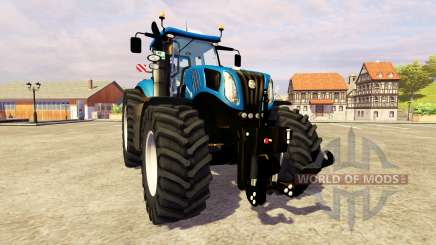 New Holland T8.390 v2.0 para Farming Simulator 2013