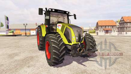 CLAAS Axion 850 v1.0 para Farming Simulator 2013