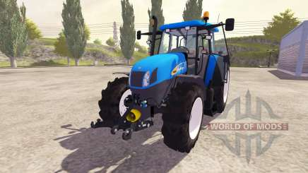 New Holland T5050 v2.0 para Farming Simulator 2013