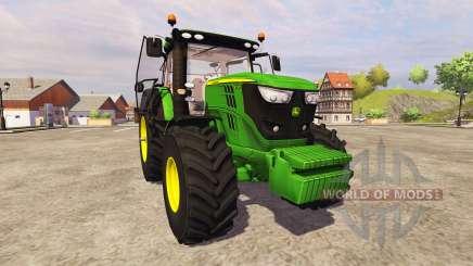 John Deere 6170R para Farming Simulator 2013