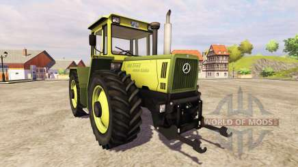Mercedes-Benz Trac 1600 Turbo v2.0 para Farming Simulator 2013