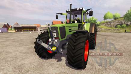 Fendt Favorit 824 v2.0 para Farming Simulator 2013