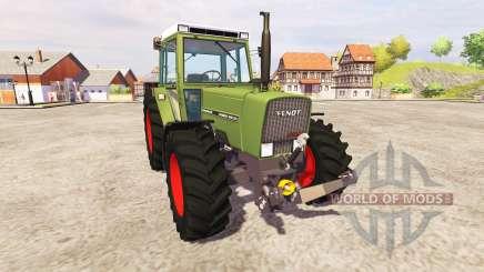 Fendt Farmer 309 LSA Turbomatik para Farming Simulator 2013