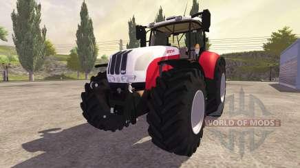 Steyr CVT 6230 para Farming Simulator 2013