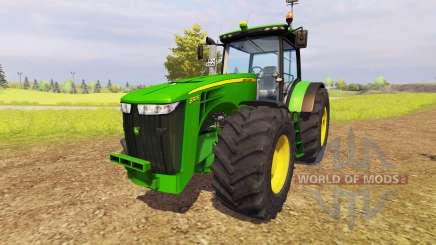 John Deere 8310R v1.6 para Farming Simulator 2013
