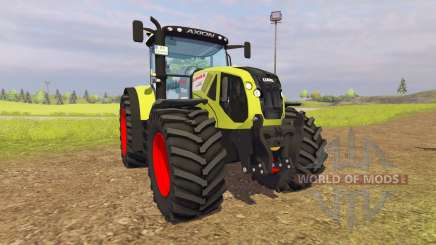 CLAAS Axion 950 v1.0 para Farming Simulator 2013